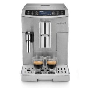 Ecam51055m Fronte Bianco Caffè