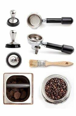 קפה טחון לאספרסו