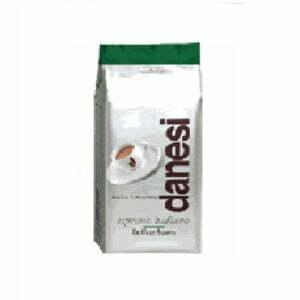 55777 Original Danesi Caffe Espresso Emerald Whole Bean Coffee In Bags