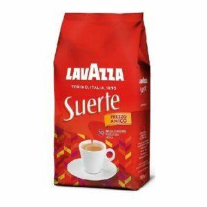 Lavazza Suerte Coffee Coffee Coffee Beans Italian Caff Espresso 1 Kg 1513711896119